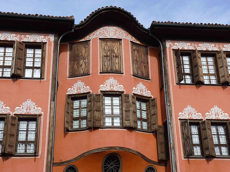 Bulgarian architecture tours ~ Old Plovdiv ~ Travel-Bulgaria-Tours, 800x600-optimized