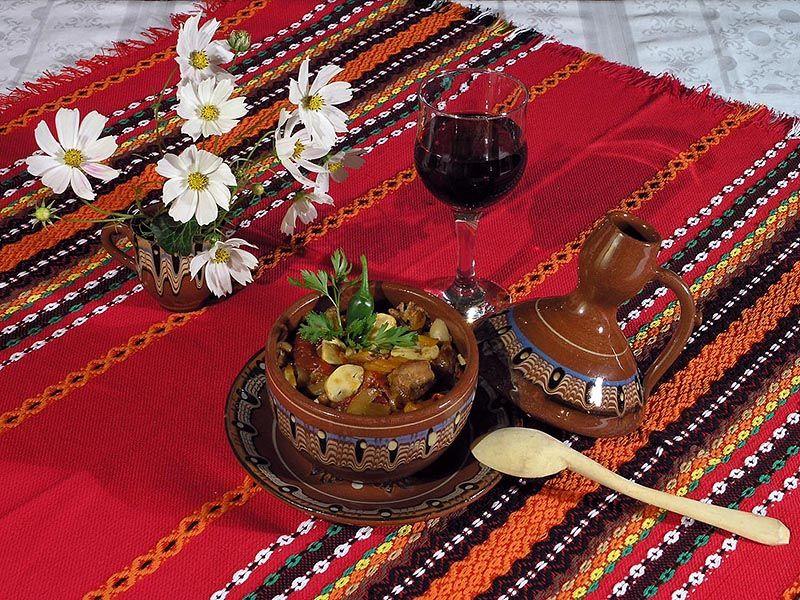 Bulgarian Cuisine ~ Kapama, 800x600, optimized