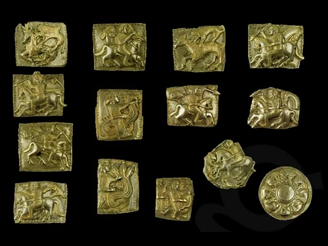 Thracian Treasures ~ Letnitsa Treasure, 800x600