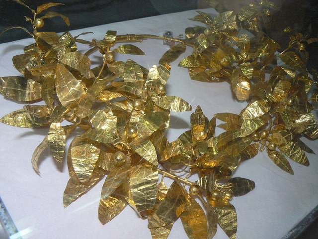 Thracian Treasures ~ Vratsa Golden Treasure, 800x600