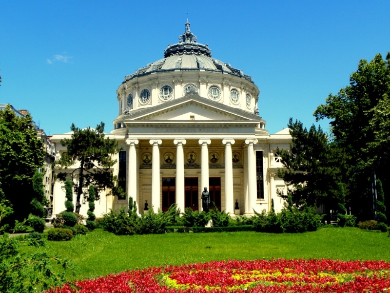Travel-Bulgaria-Tours ~ Bucharest ~ the Opera House, 800x600